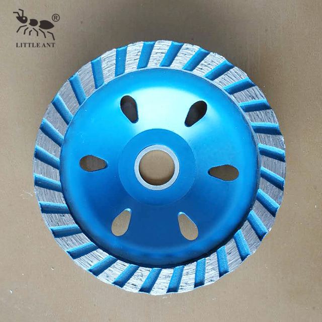Metal Bond Red Diamond Concrete Grinding Cup Wheel Coarse for Grinding Concrete And Stone.